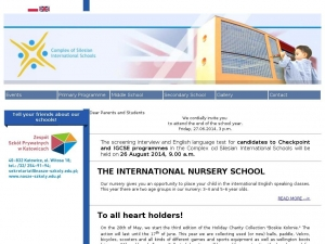 International school - excellent way to magnificent future